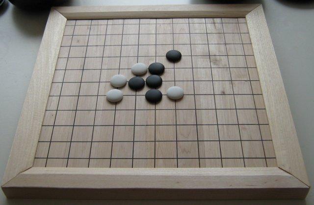Go och shogi spel